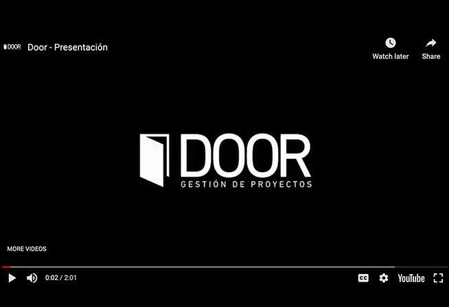video door
